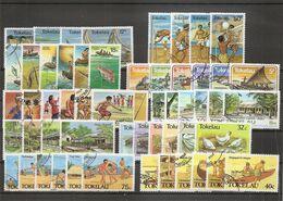 Tokelau ( Lot De Timbres Divers Différents Oblitérés) - Tokelau