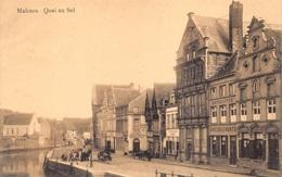 Mechelen Malines Quai Au Sel Zoutkaai Antiquites Ameublements   M 4258 - Mechelen