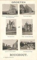 Boechout / Bouchout : Groeten --- Multivieuw 1910 - Boechout