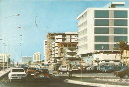 002362 - UNITED ARAB EMIRATES (UAR)- ABU DHABI SHEIKH KHALIFA STREET - 1973 - Korea, South