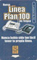 GUATEMALA. Linea Plan 100. GT-TLG-0246B. (037) - Guatemala