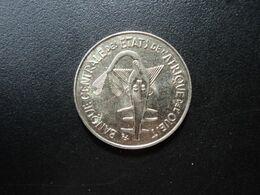 SÉNÉGAL * : ÉTAT DE L'AFRIQUE DE L'OUEST : 100 FRANCS   1997    KM 4     NON CIRCULÉE - Senegal