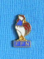 1 PIN'S //  ** COQ SPORTIF F.F.N. / FÉDÉRATION FRANÇAISE DE NATATION ** - Nuoto