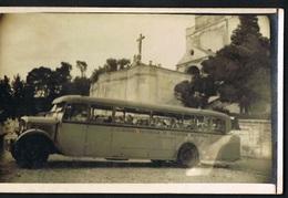 84- AVIGNON - Autobus De La Compagnie Provençale De Transports Automobiles- Gros Plan- Scans Recto Verso - Avignon