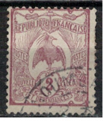 NOUVELLE CALEDONIE         N°  YVERT :  89  ( 1 )  OBLITERE       ( OB 8 / 38 ) - Used Stamps