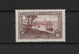 Colonies Timbres D'algérie De 1930 N°100 Neuf ** Belle Gomme - Neufs