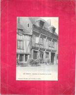 LES ANDELYS - 27 - Hostellerie Du Grand Cerf - 200820 - - Les Andelys