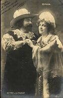 AFFRE Et LINDSAY - Opera