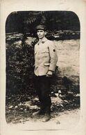 Guerre 1914 1918 Cpa Carte Photo Soldat Militaire Du 1er Regiment - Guerre 1914-18