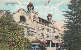 HOLLYWOOD , California , 1900-10s ; Hotel Hollywood - Autres
