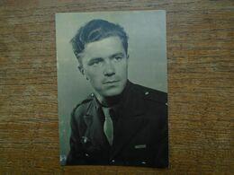 2 Photos D'un Militaire ( 14,5 X 10,5 Cm ) - Guerra, Militares