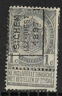 Sichem Lez Diest 1897  Nr.  105A - Precancels
