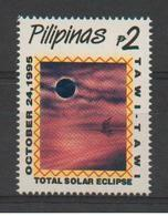 Philippines 1995 Eclipse Totale De Soleil Tawi - Tawi Filippines Total Solar Eclipse - Astronomia