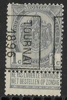 Tournai  1896  Nr. 61B - Precancels