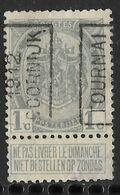 Tournai  1912  Nr. 1871A - Precancels