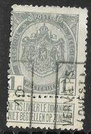 Verviers Ouest 1910  Nr. 1491A - Precancels