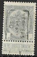 Verviers Ouest  1910  Nr. 1491B - Precancels