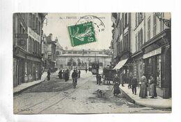 10 - TROYES - Place De La Bonneterie. Carte Animée - Troyes