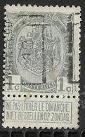 Waterloo 1912  Nr. 1880A - Precancels