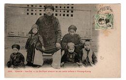 Viet Nam ,tonkin , Yen Thé , Le Dé Tham à Phuong Xuong - Vietnam