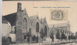 BRUGGE /  HOSPICE TER POTTERIE / OUD HOSPITAAL  1908 - Brugge