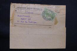 U.R.S.S. - Bande Journal Du Pravda Pour La France En 1930 - L 68687 - Briefe U. Dokumente