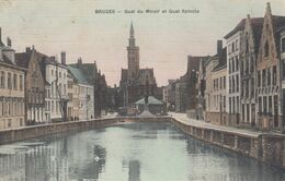 BRUGGE / SPIEGELREI EN SPINOLA REI  / KERMIS  1907 - Brugge