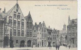 BRUGGE / BIBLIOTHEEK 1910 - Brugge