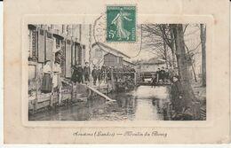 Soustons  ( Landes), Moulin Du Bourg , Animée - Soustons