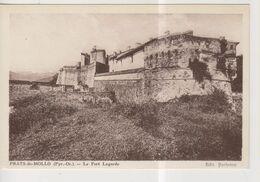 CPA-66-Pyrénées Orientales- PRATS-de-MOLLO- Le Fort Lagarde- - Andere Gemeenten