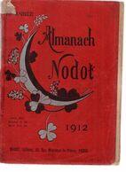 ALMANACH  NODOT 1912. - 1901-1940
