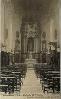 Aalst - Alost Souvenir // Eglise Des RR. PP. Jesuites (interieur) 1902 - Aalst