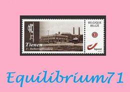 DUOSTAMP** / MYSTAMP** - TIPOC - Rafinerie De Sucre Tirlemont / Suikerraffinaderij Tienen / Zuckerraffinerie - Private Stamps