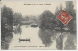 37 - MONTBAZON - L'Indre En Amont - Montbazon