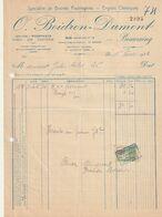Beauraing 1932 , O. Boidron - Dumont / Graines Fourragères, Engrais Chimiques - Ambachten