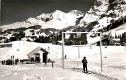 Bei Adelboden - Skilift Gilbach (29456) * 14. 2. 1962 - BE Bern