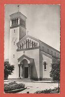 CP AFRIQUE ALGERIE PHILIPPEVILLE 25 Eglise Sainte Thérèse Année 1956 - Other Cities