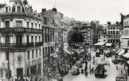 """SAINT-ÉTIENNE Avenue De La Libération. Commerce Vêtements """"Le Phare"""". Marché. Horlogerie """"Just"""" - Saint Etienne"""