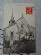 BARLEUX : L'église - Frankrijk