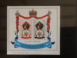Gibraltar Silver Jubilee MNH. - Gibraltar