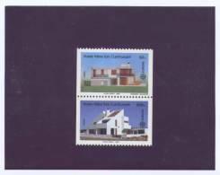 Cept 1987 Chypre Turc Turks Cyprus  190-91 *** MNH  Se Tenant - 1987