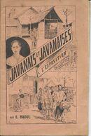 Javanais Et Javanaises A L Exposition De 1889 - 1801-1900