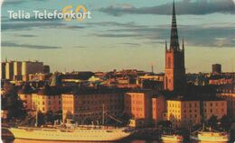 Sweden, 60.120, Stockholm 750 år 2002, 2 Scans. - Schweden