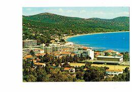Cpm - 83 -  Cavalaire-sur-Mer - Station Balnéaire Parc - Stade Football - 17-126 Rella - Grue - Cavalaire-sur-Mer