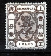 SJANGHAI  1867 1 CAND. UNUSED - Otros