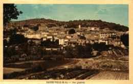 04  - SAINTE TULLE - Vue Générale - Otros Municipios