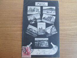 Metz . Multivues - Metz