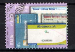 ITALIA - 2011 - IL RSPARMIO POSTALE - USATO - 2011-...: Gebraucht