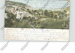 E 38038 TENERIFE, BARRACO SECO, Las Palmas, 1905, Briefmarke Rau Entfernt - Tenerife