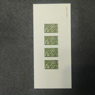 France Gravure MARIANNE 0.10 0.60 0.70 0.85 2006 épreuve 1er Jour FDC - Collection Timbre Poste - 2000-2009
